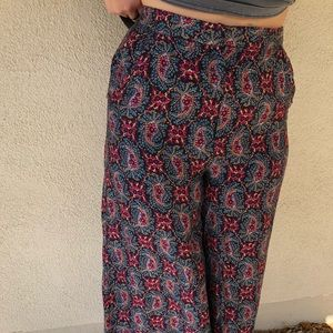 Urban outfitters flare pants